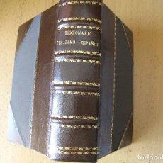 Libros de segunda mano: DICCIONARIO ITALIANO-ESPAÑOL.- CESÁREO CALVO RIGUAL, ANNA GIORDANO.- EDITORIAL HERDER.- 2004. Lote 76988957
