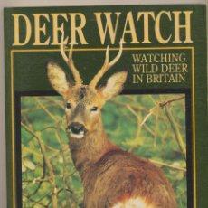 Livros em segunda mão: DEER WATCH. RICHARD PRIOR. SWAN HILL PRESS - ENGLAND 1987.. Lote 77827921
