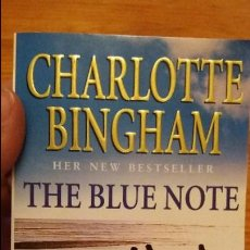 Libros de segunda mano: LIBRO ESCRITO EN INGLÉS. BOOK WRITTEN IN ENGLISH. CHARLOTTE BINGHAM. THE BLUE NOTE. Lote 78373417