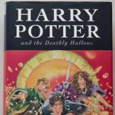 Libros de segunda mano: HARRY POTTER AND THE DEATHLY HALLOWS POR J. K. ROWLING. 2007. Lote 83563760
