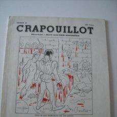 Libros de segunda mano: CRAPOUILLOT - NUM. 22 - 1949 - AMOUR ET MAGIE. Lote 83568996