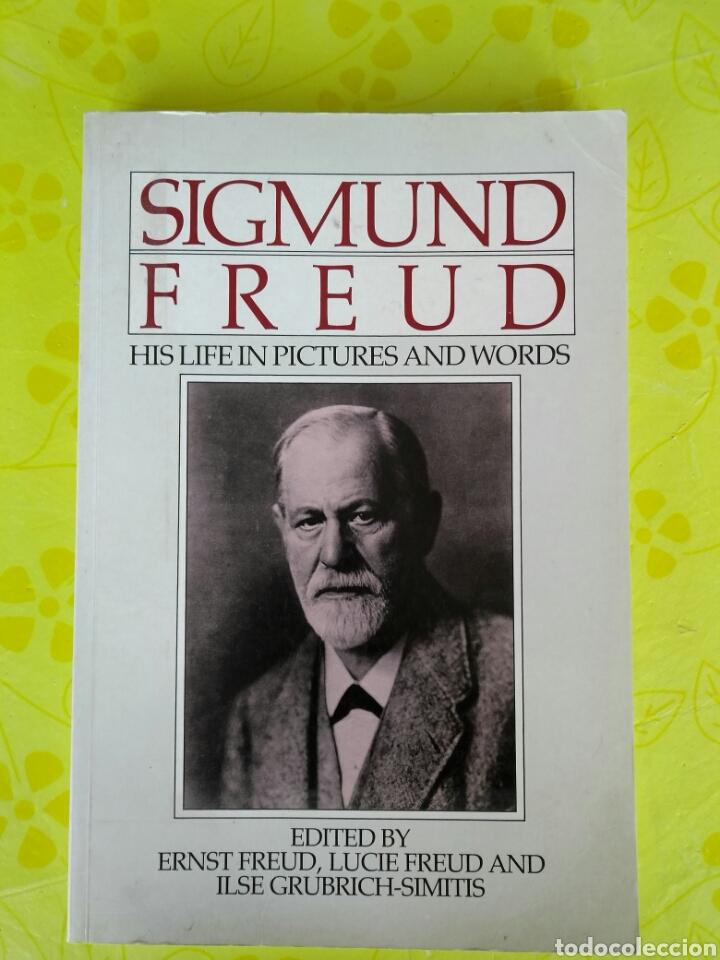 SIGMUND FREUD HIS LIFE IN PICTURES AND WORDS (Libros de Segunda Mano - Otros Idiomas)