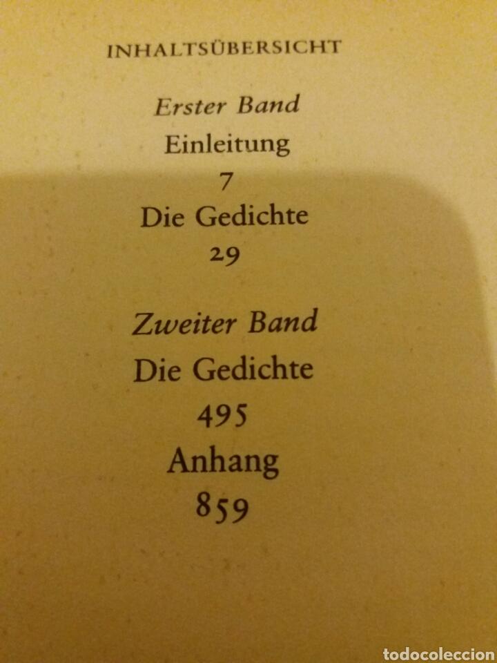 Deutache Gedichte Aleman