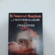 Libros de segunda mano: A MAN FROM GLASGOW - MACKINTOSH - W. SOMERSET MAUGHAM. HEINEMANN GUIDED READERS. 67 PAG. A ESTRENAR. Lote 83879832