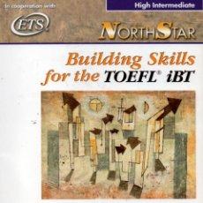 Libros de segunda mano: BUILDING SKILLS FOR THE TOEFL IBT. Lote 85264796