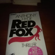 Libros de segunda mano - RED FOX. ANTHONY HYDE. EST16B6 - 86308748