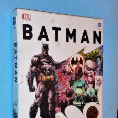 Libros de segunda mano: BATMAN. A VISUAL HISTORY.. Lote 86396816