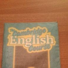 Libros de segunda mano: THE CAMBRIDGE ENGLISH COURSE -2 TEACHER BOOK. Lote 86520036