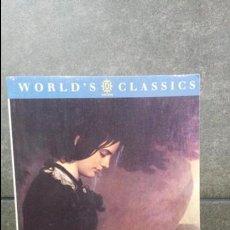 Libros de segunda mano: JANE EYRE. CHARLOTTE BRONTE. INGLES. OXFORD NEW YORK 1993. ( WORLD`S CLASSICS).. Lote 86531836