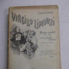 Livros em segunda mão: HOS. VIRGILO LIMOUZI. POEME INEDIT DE 1748. HUBERT REXIER. Lote 87394124
