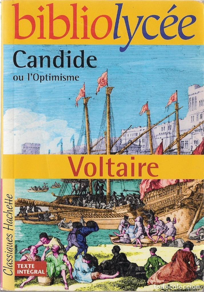 Voltaire Candide Ou Loptimisme Classiques Comprar En