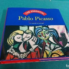 Libros de segunda mano: PABLO PICASSO, THE ESSENTIAL, EN INGLÉS. Lote 87613620