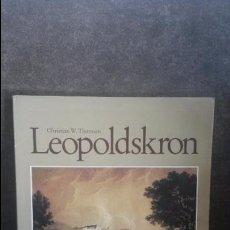 Libros de segunda mano: LEOPOLDSKRON. CHRISTIAN W. THOMSEN. 1983. INGLES. ILUSTRADO. . Lote 88753932
