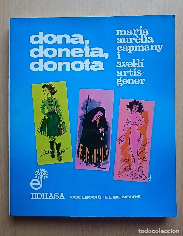DONA, DONETA, DONOTA - CATALÀ (Libros de Segunda Mano - Otros Idiomas)