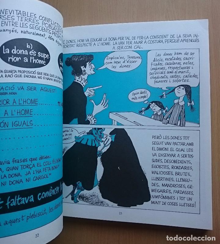Libros de segunda mano: DONA, DONETA, DONOTA - CATALÀ - Foto 4 - 134534541