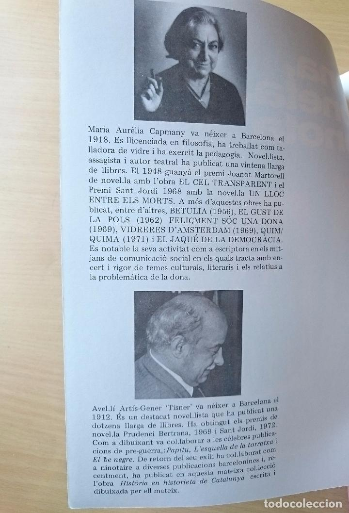 Libros de segunda mano: DONA, DONETA, DONOTA - CATALÀ - Foto 6 - 134534541