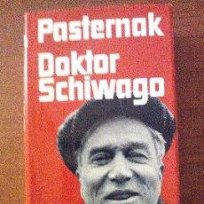 Libros de segunda mano: DOKTOR SCHIWAGO. Lote 94826239