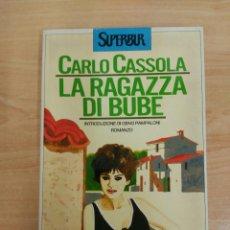 Libros de segunda mano - La ragazza di Bube de Carlo Cassola - 94998739