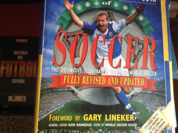 SOCCER. GARY LINEKER (Libros de Segunda Mano - Otros Idiomas)
