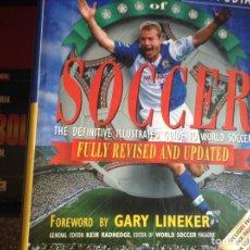 Libros de segunda mano - Soccer. Gary Lineker - 95580100