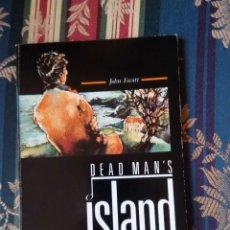 Libros de segunda mano: DEAD MAN'S ISLAND, DE J. ESCOTT, OXFORD (LECTURA GRADUADA EN INGLES) STAGE 2. Lote 95630347