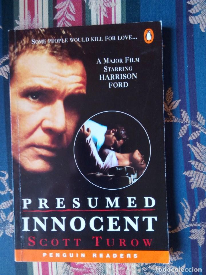 Presumed Innocent Book