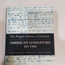 Libros de segunda mano: THE PENGUIN HISTORY OF LITERATURE VOL.8. Lote 95694943
