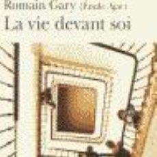 Libros de segunda mano: VIE DEVANT SOI, LA. - GARY, ROMAIN.. Lote 96824350