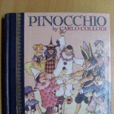 Libros de segunda mano: PINOCCHIO / CARLO COLLODI / 1987 / ( IDIOMA INGLÉS). Lote 97619955