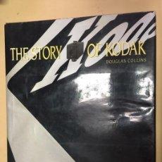 Libros de segunda mano: THE STORY OF KODAK. DOUGLAS COLLINS. AÑO 1990.. Lote 97703970