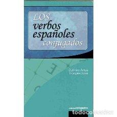 Libros de segunda mano: LOS VERBOS ESPAÑOLES CONJUGADOS - DELMIRO ANTAS GARCÍA / Mª ÁNGELS DONATI GÓMEZ. Lote 98370067