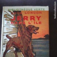 Libros de segunda mano: JERRY DANS L,ILE-JACK LONDON. Lote 99347695