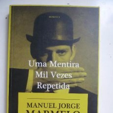 Libros de segunda mano - UNA MENTIRA MIL VEZES REPETIDA. MARMELO (ESTÁ EN PORTUGUÉS) - 99512339