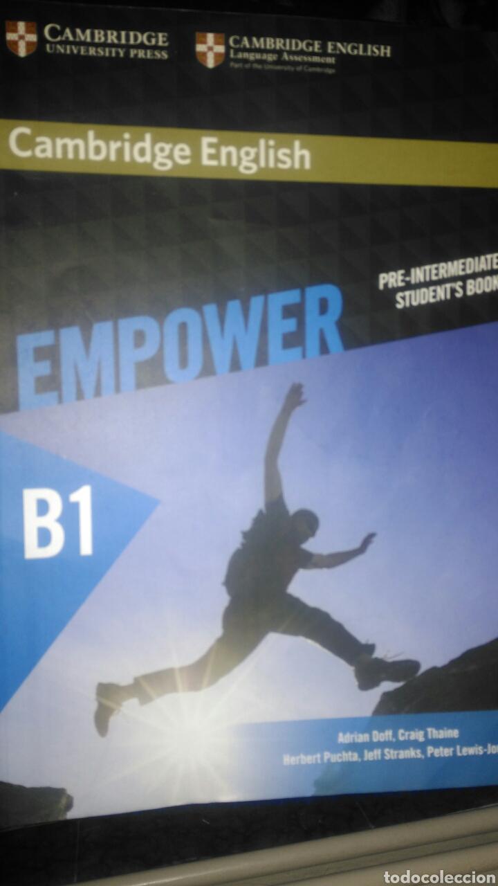 CAMBRIDGE ENGLISH  EMPOWER B1  PRE-INTERMEDIATE  STUDENT'S BOOK