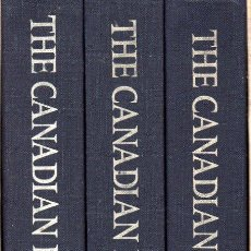 Libros de segunda mano: THE CANADIAN ENCYCLOPEDIA, 3 TOMOS CON ESTUCHE (EN INGLÉS). Lote 101715639