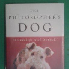 Libros de segunda mano: THE PHILOSOPHER'S DOG, DE RAIMOND GAITA. Lote 102510183