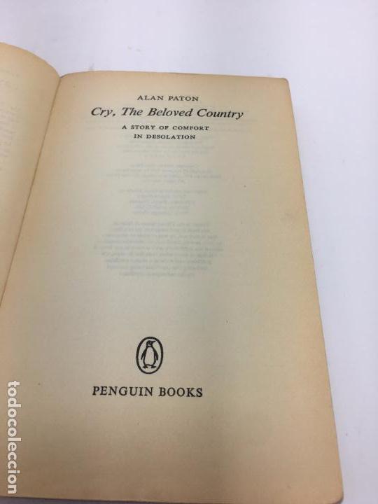 Libros de segunda mano: CRY, THE BELOVED COUNTRY por Alan Paton PENGUIN BOOKS - 1988 - Foto 3 - 102956843