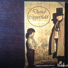 Libros de segunda mano: DAVID COPPERFIELD. CHARLES DICKENS. Lote 103364619