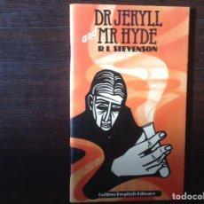 Libros de segunda mano: DE. JEKILL AND MR. HYDE. R. L. STEVENSON. Lote 103364668