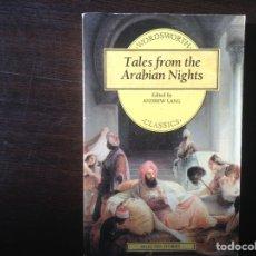 Libros de segunda mano: TALES FROM THE ARABIAN NIGHTS. ANDREW LANS. Lote 103364743