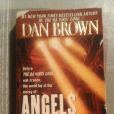 Libros de segunda mano - Angels & demons - Dan Brown - en inglés - 103481275