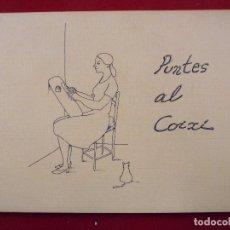 Libros de segunda mano: PUNTES AL COIXÍ. PRIMERES LLIÇONS. CATI GIRALT Y CARME MESTRES.. TEXTO EN CATALÁN. Lote 103679723