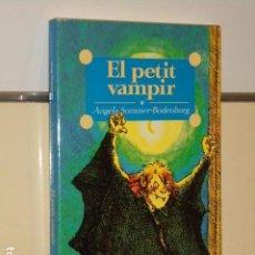 Libros de segunda mano: EL PETIT VAMPIR ANGELA SOMMER EN VALENCIANO - ALFAGUARA -. Lote 104303731