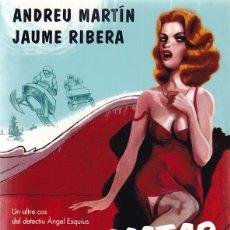 Livros em segunda mão: SI CAL MATAR, MATEM - A. MARTÍN & J. RIBERA - COLUMNA EDITORIAL 2007. Lote 104528203