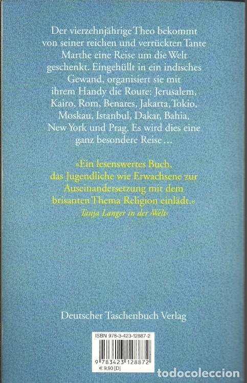 Libros de segunda mano: TEOS REISE - CATHERINE CLÉMENT - 1998 (ALEMÁN) - Foto 2 - 105121531