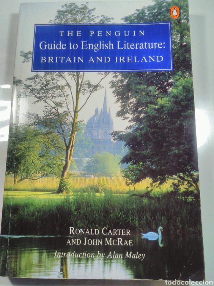 THE PENGUIN GUIDE TO ENGLISH LITTLE BRITAIN AND IRELAND RONALD CARTER AND JOHN MCCRAE (Libros de Segunda Mano - Otros Idiomas)