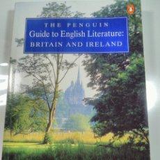 Libros de segunda mano: THE PENGUIN GUIDE TO ENGLISH LITTLE BRITAIN AND IRELAND RONALD CARTER AND JOHN MCCRAE. Lote 105609422
