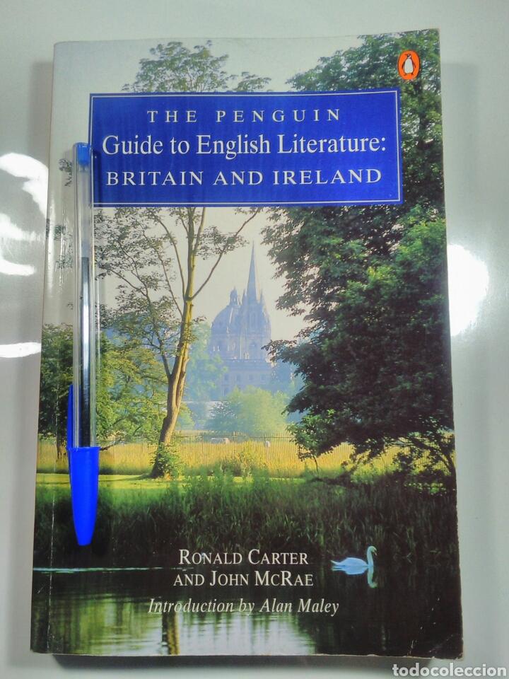 Libros de segunda mano: The penguin guide to English Little Britain and Ireland Ronald Carter and John McCrae - Foto 2 - 105609422