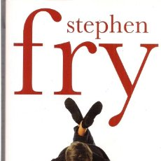 Libros de segunda mano: STEPHEN FRY : MOAB IS MY WASHPOT. (ARROW BOOKS, LONDON, 2011) . Lote 105928291