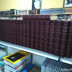 Libros de segunda mano: ENCYCLOPAEDIA BRITANNICA - 1969 -- 24 TOMOS + ATLAS + ANNUAL + SUPPLEMENT + DICTIONARY + SCIENCE --. Lote 106078071